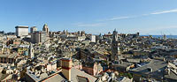 Genoa, Gigapixel 360° photo