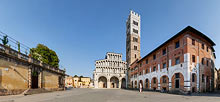 Lucca, St. Martin's Cathedral