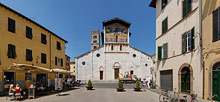Lucca, San Frediano Church