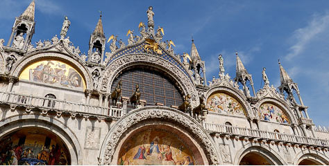 Virtual Tour - Venice, St. Mark's Square